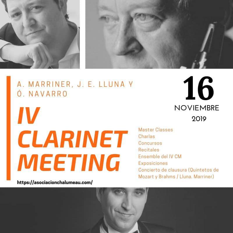 IV_Clarinet_Meeting_CARM_2019